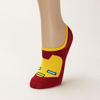 復仇者聯盟隱形襪A1902(22~26cm)
