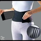 WINCEYS 高透氣可調節彈性護腰