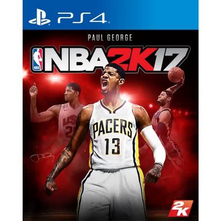 SONY PS4 NBA 2K17-中文版