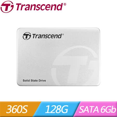 創見 360S 128G SATA3 2.5吋 SSD固態硬碟