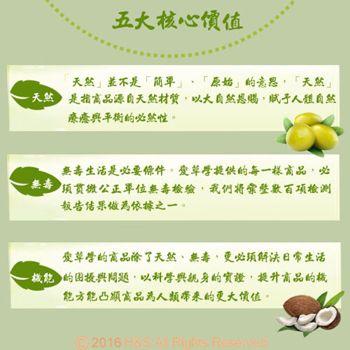 愛草皂甜甜圈酵素美容皂(薰衣紫)單入