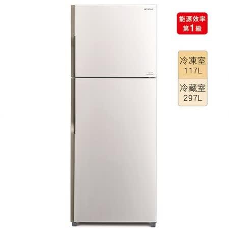 HITACHI 日立 RV439 (414L) 兩門冰箱