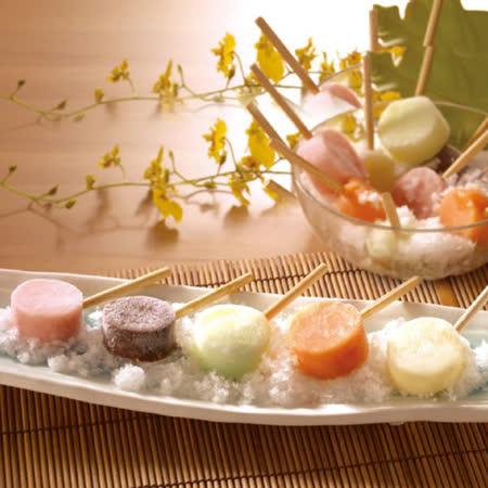【菖樺】迷你棒棒冰-綜合口味(50入/盒)