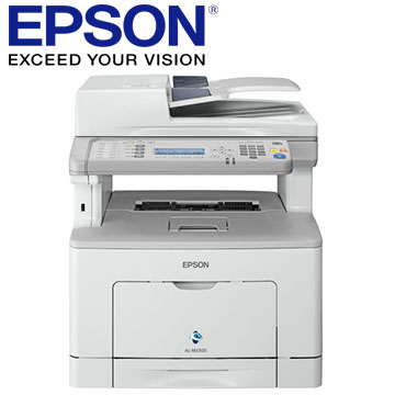 EPSON WorkForce AL~MX300DNF 黑白雷射傳真複合機 ^(雷霆好禮,