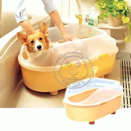 IRIS《中小型犬貓》寵物澡盆BO-800E