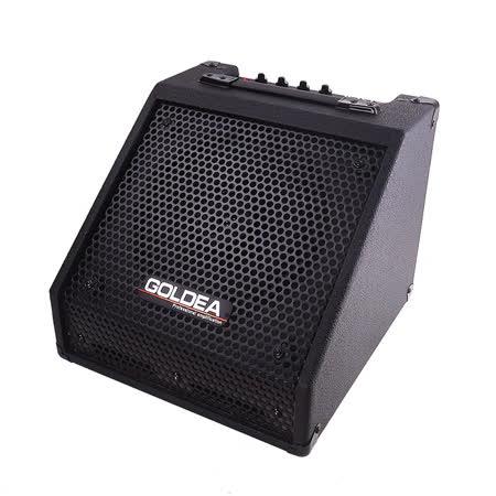 ★GOLDEA★GB-30電子鼓專用音箱30W(高質感10吋同軸喇叭)~斜角造型