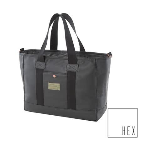 【HEX】Calibre 系列 Convertible Tote 15吋 三用筆電托特包 (黑)