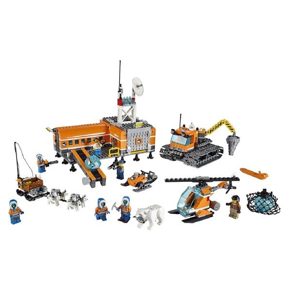 LEGO~ LT60036 ~2014 年 CITY 城市系列 ~ 北極宿營基地