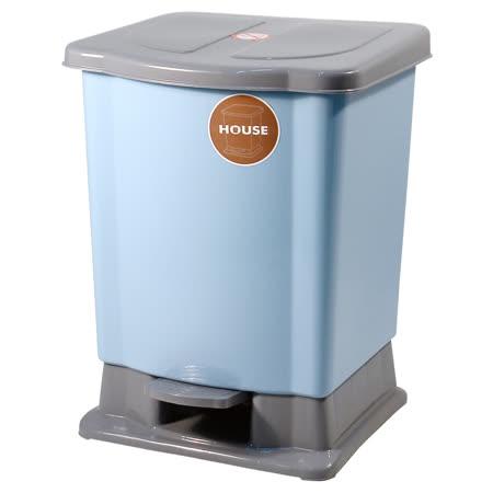 好媽媽踏式垃圾桶-迷你-藍色-(TR63)