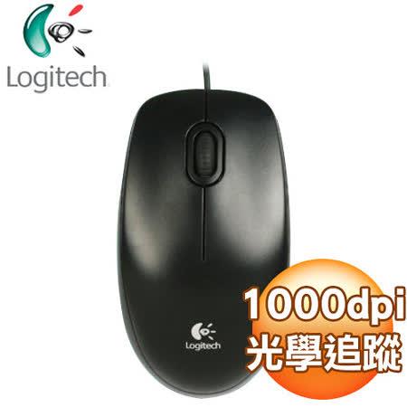 Logitech 羅技 M100R 滑鼠《十入組》
