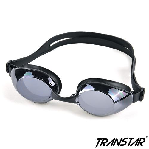 TRANSTAR 泳鏡 抗U太平洋 百貨 雙 和 店V電鍍鏡片-防霧純矽膠-6900M