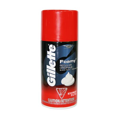 Gillette刮鬍膏 原味 312g