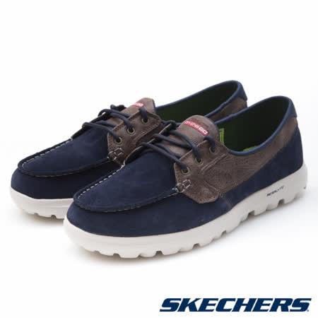 SKECHERS (男) 健走系列 On the GO - 999687NVY