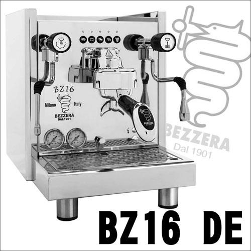 BEZZERA BZ16 DE 半自動義式咖啡機 110V (HG1040)