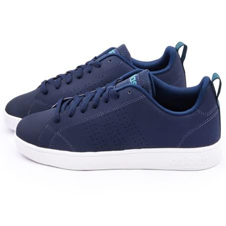 【勸敗】gohappy 購物網Adidas 男款 ADVANTAGE CLEAN 休閒鞋 F99125-丈青評價如何愛 買 花蓮
