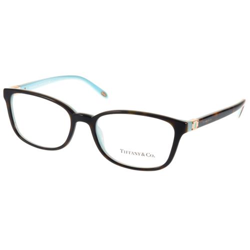 Tiffany CO. 光學眼鏡 浪漫 簡約款^(琥珀~蒂芬妮綠^) ^#TF2094 8