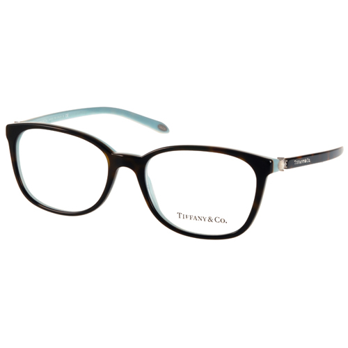 Tiffany CO.光學眼鏡 優雅珍珠款^(琥珀~流線水藍^) ^#TF2109HB 8