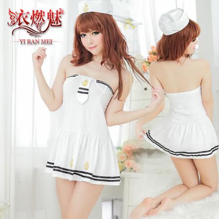 【yiran mei】性感小可爱式水手装cosplay角色扮演服