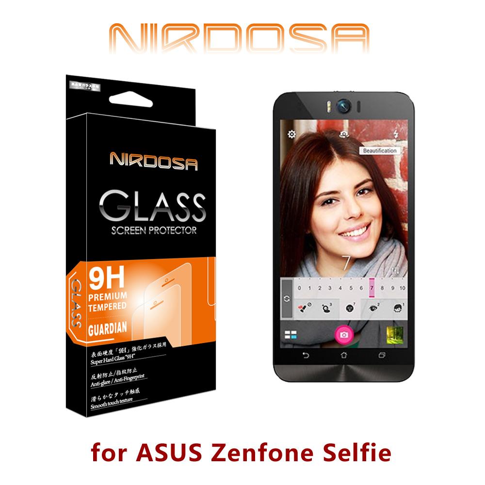 NIRDOSA ASUS Zenfone Selfie 9H 0.26mm 鋼化玻璃 螢幕