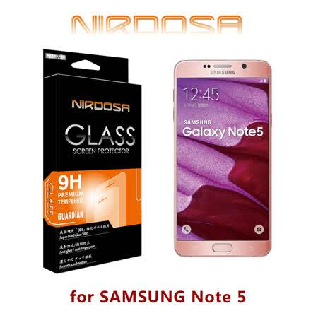 NIRDOSA SAMSUNG Note 5 9H 0.26mm 鋼化玻璃 螢幕保護貼