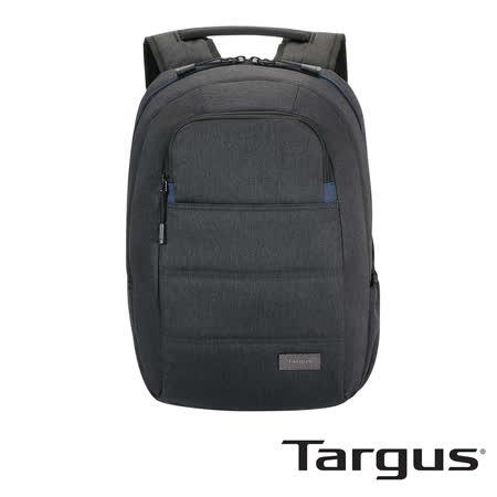 Targus Groove X Compact 15 吋躍動電腦後背包 - 時尚黑