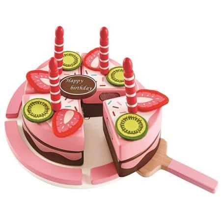 德國Hape愛傑卡-生日蛋糕