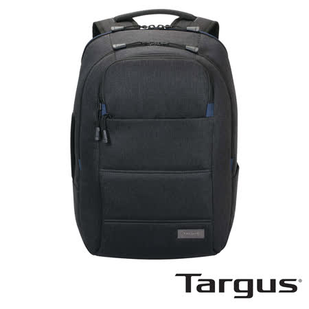 Targus Groove X Max 15 吋躍動電腦後背包 - 時尚黑