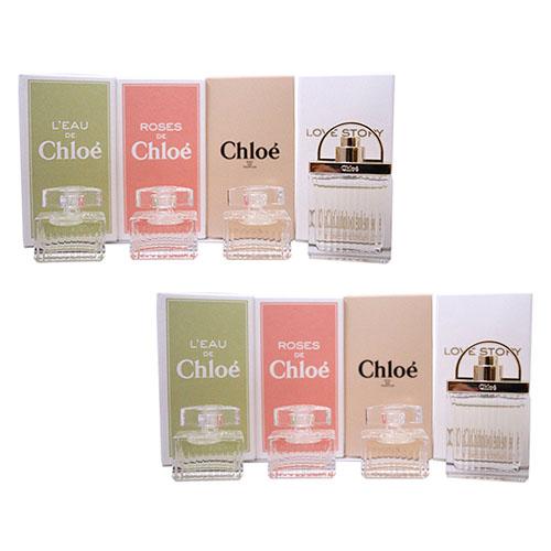 【買一送一】Chloe' 熱銷經典小香禮盒4件組-Love Story