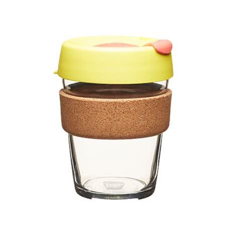 【真心勸敗】gohappy快樂購澳洲 KeepCup 隨身咖啡杯 軟木系列 M - 金麥效果台中 市 遠 百
