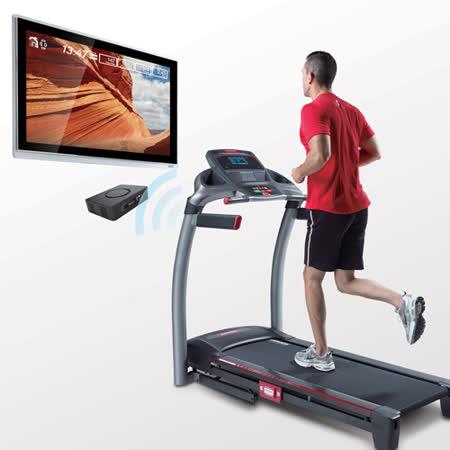 【JOHNSON】8.1T 實境互動跑步機