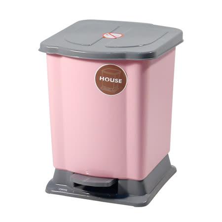 好媽媽踏式垃圾桶-迷你-粉色-(TR63)