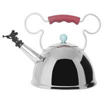 【歐喜廚】OSICHEF 米奇造型不鏽鋼笛音茶壺