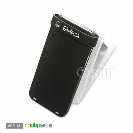 【Osun】手機顯微鏡片-御用魔器 –手機15x-60x耐刮光學鏡片二入(CE-186 黑/紫兩色可選)
