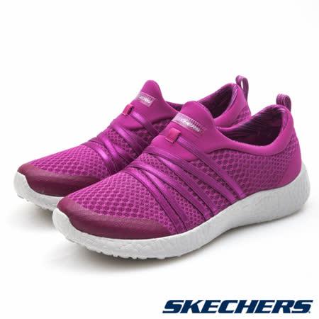 SKECHERS (女) 運動系列 Burst - 12735FUS