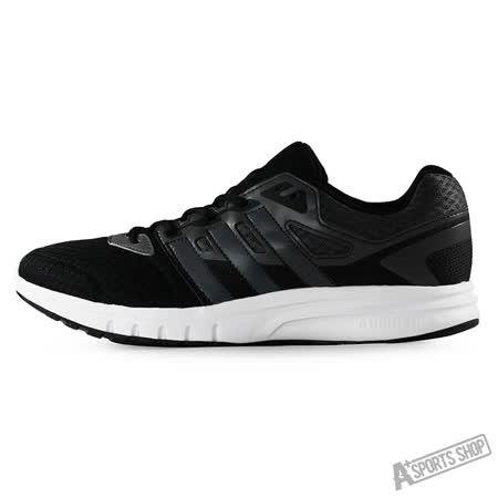 ADIDAS (男) 愛迪達 GALAXY 2 M 休閒鞋 黑-AF6688