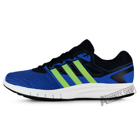 ADIDAS (男) 愛迪達 GALAXY 2 M 休閒鞋 藍-AF6692
