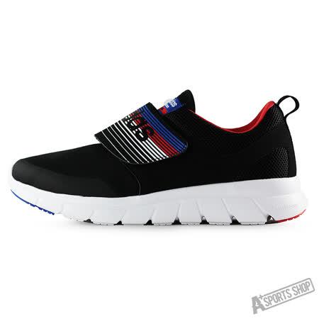 ADIDAS (男) 愛迪達 CLOUDFOAM GROOVE STR 休閒鞋 黑-AQ1328