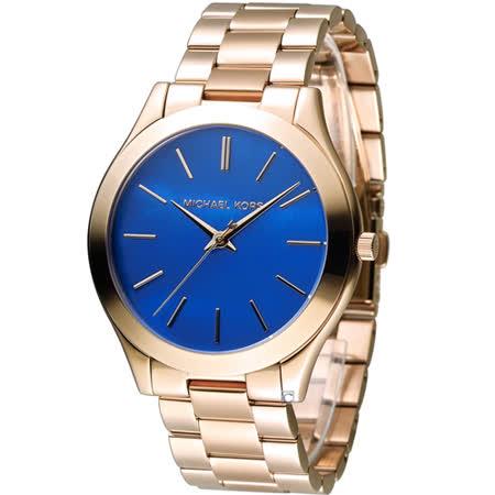 Michael Kors 美國經典簡約時尚腕錶 MK3494