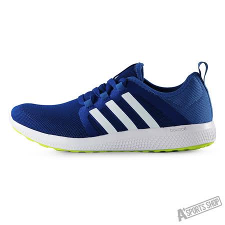 ADIDAS (男) 愛迪達 CC FRESH BOUNCE M 慢跑鞋 藍-AQ3128