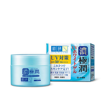 肌研極潤完美多效高保濕凝霜UV 90g