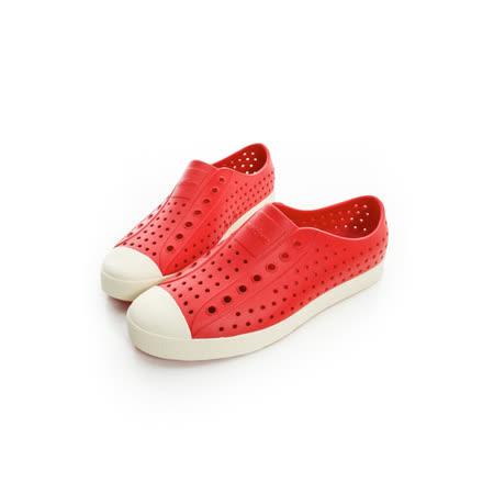Native(男女)懶人鞋 紅001006399