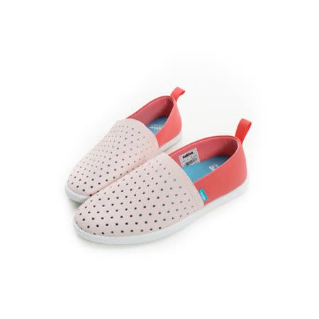 NATIVE 女 懶人鞋 橘/粉023005582