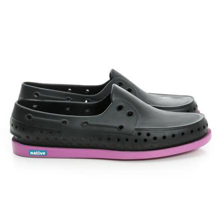 NATIVE(男女)懶人鞋 深藍/桃GLM11988