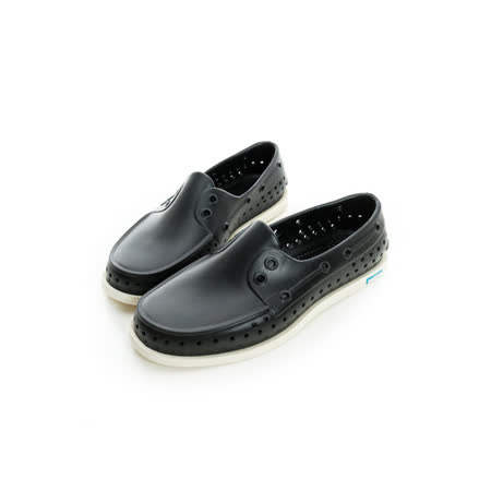 Native(男女) 懶人鞋 黑011001100