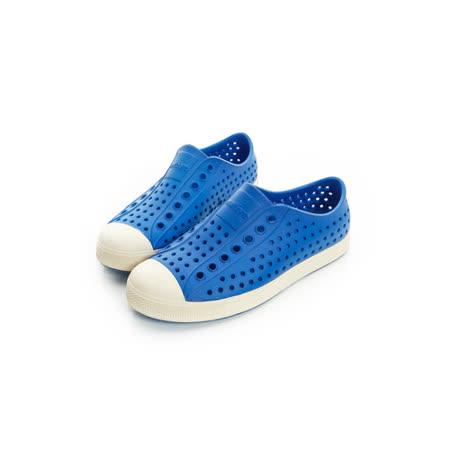 Native 男女 懶人鞋 深藍GLM01491