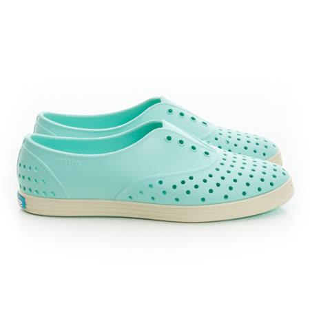 NATIVE 懶人鞋 綠 X 黃 GLM04W335