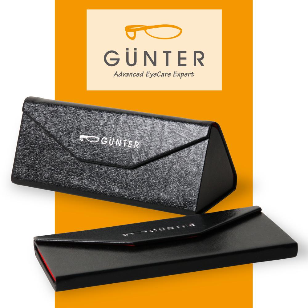 ~GUNTER~ 立體摺疊眼鏡收納盒