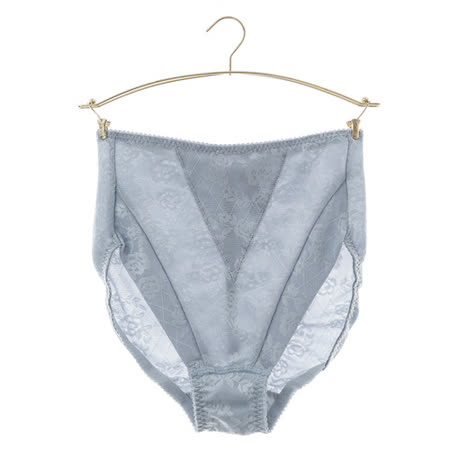 【華歌爾】簡潔時尚70-82修飾褲(深銀灰)