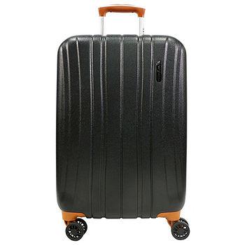 夏凡娜 行李箱-黑色(20吋)