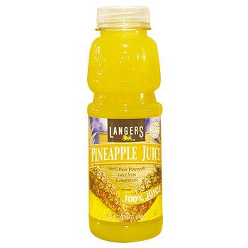 LANGERS 100%鳳梨汁474ML